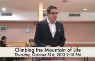 Climbing the Mountain of Life